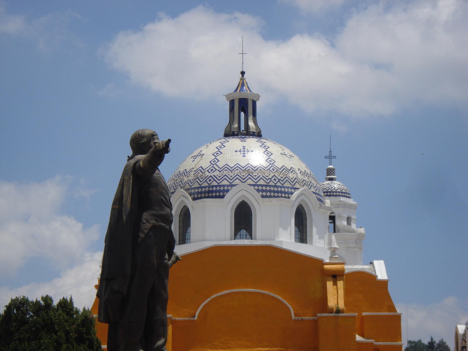 La Plaza Juárez, Tlaxcala